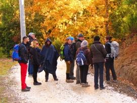 L'ornitologo e la guida ambientale escursionistica