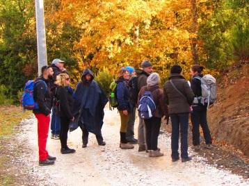 L'ornitologo, la guida ambientale escursionistica e i birdwatcher!