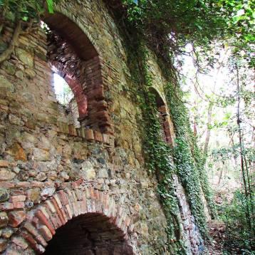 Mulino ad acqua di Bucafonda- Gabbro, Livorno