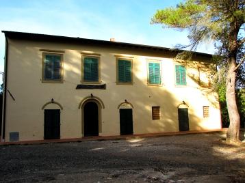 Villa Cristina- Parco Provinciale Monti Livornesi